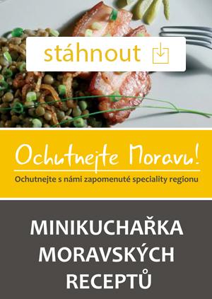 minikuchařka moravských receptů