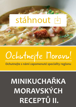 minikuchařka moravských receptů II